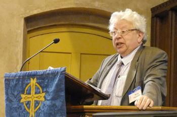 Tony Hudson, Finance and Property Convenor