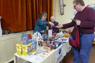 The Fairtrade Stall