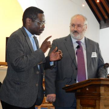 Revd Samuel Silungwe talks to The Moderator