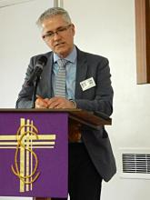 Geoffrey Clark, Synod Ecumenical Officer