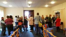URC Ministers of the East Midlands pre-conference refreshments