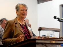 Synod Clerk, Helen Lidgett