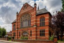 Gainsborough United Reformed Church - building