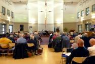 Oct 2019 Synod at the Crossing from the back