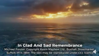 In sad and glad remembrance - Revd Michael Forster